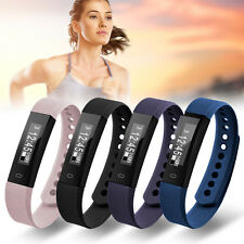 Veryfit ID115 Smart Band FITNESS TRACKER / SLEEP MONITOR Bluetooth Wristband AU