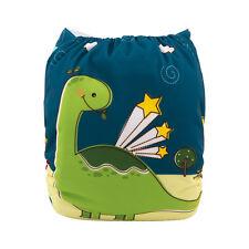 ALVA Baby Boy Pocket Diaper One Size Reusable Washable Nappy +1Insert