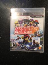 ModNation Racers PS3 New Playstation 3 Black Label Sealed Some Tears