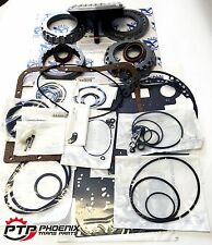 700R4 4L60 Master Rebuild Kit Alto Clutch &  Steel Plates PowerPack Filter