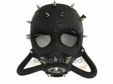 Respirator gas mask Halloween party Costume Cosplay Steampunk Dress up Prom