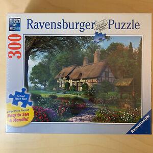 NEW Ravensburger Secret Sanctuary 300 Piece Jigsaw Puzzle 27x20 Complete SEALED!
