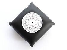 Chronogrh Emailliert Zifferblatt,Arabische,Zahlen,Taschenuhr,Wrist Watch,Montre