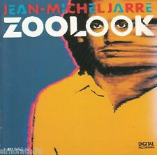 JEAN-MICHEL JARRE Zoolook CD