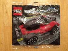 Lego #4948 Brickmaster Red Racers New in Package 2006