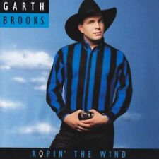 GARTH BROOKS - ROPIN' The Wind 1992 ITALIAN CD