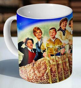 Bedknobs and Broomsticks Ceramic Coffee Mug - Cup