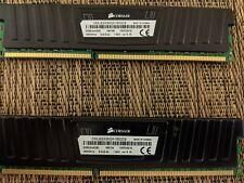 Corsair CML8GX3M2A1600C9 Vengeance 8GB (2x4GB) DDR3 1600 MHz (PC3 12800) Desktop