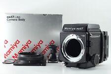 【EXC+++++ in BOX】MAMIYA RB67 Pro SD Body Medium Format Camera From JAPAN #162