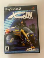 Extreme G Racing Play Station 2 Used Game A07