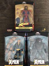 Marvel Legends X-Men Warpath Xman Beast Lot 3