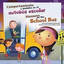 Comportamiento y modales en el autobús escolar/Manners on the School-ExLibrary