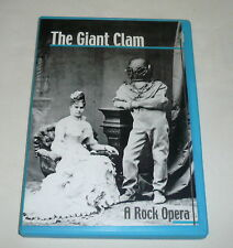 THE GIANT CLAM ~ A Rock Opera DVD
