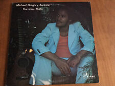 "MICHAEL GREGORY JACKSON+OLIVER LAKE ""Karmonic Suite"" Improvising Artists  EX/NM"