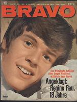 BRAVO Nr.10 vom 27.2.1967 Monkees, Hans-Jürgen Bäumler, Udo Jürgens, Roy Black
