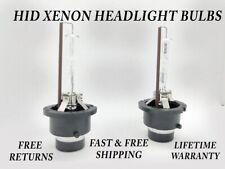 6000K Diamond White HID Xenon Headlight Bulb for BMW 545i 2004-2005 Low Beam x2