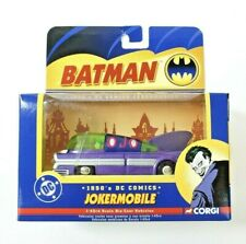 CORGI Batman DC Comics JOKERMOBILE 1950s JMBV1 1:43 Scale Die Cast Vehicle 2005