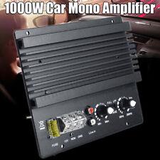 1000W Mono Car Audio High Power Amplifier Amp Board Powerful Bass Subwoofer 12V