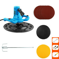220V Cement mortar electric trowel Wall Smoothing Polishing machine Mixer 380MM