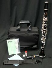 Yamaha Allegro YCL-550AL Bb Clarinet (Great Player) Serviced By Pros 08/05/2020