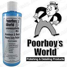 Poorboy's Poorboys Monde Voiture Aluminium Cuivre Métal En Laiton