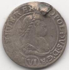 More details for 1657-1705 austria leopold 6 kreuzer   silver   coins   pennies2pounds