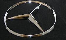 ori Mercedes Benz Emblem Stern für Heck deckel hinten W108 109 111 112 Oldtimer
