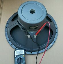Vintage ALTEC LANSING 515B 16 Ohms Woofer Speaker Exct VOTT 288 A2 A4 A5 A7