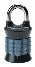 Master Lock  37mm Zinc Combination Tower Padlock