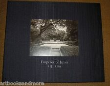 EIJI INA EMPEROR OF JAPAN 1st/1st DELUXE LIMITED ED of JUST 25 W/SIGNED PRINT