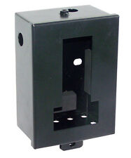 Für Digital Kamera Wildkamera 42 black LED Fotoschuss Metall Box Diebstahlschutz