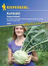 Kiepenkerl - Kohlrabi * Superschmelz * 2960 weißer butterzarten Riesenkohlrabi