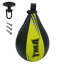 Tma Speed Ball Training Punching Speed Bag Boxing Mma Pear Punch Bag