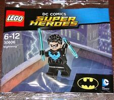 LEGO 30606 - Super Heroes: Nightwing Polybag - Mini Figure / Mini Fig