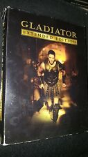Gladiator - Russell Crowe 3-Disc Extended Edition Dvd