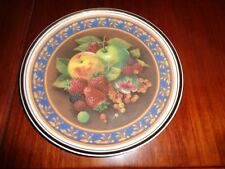Royal Vale Collectors Plate Still Life Fruit #1