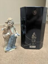 Lladro Society #7686 Pals Forever. No Reserve Year 2000.