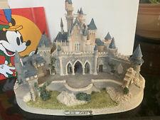 New ListingDisneyana Disney John Hines - Sleeping Beauty Castle Signed Limited Edition