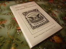 Revenue Unit Columns from The American Philatelist Quarterman Reprint 1981 HB