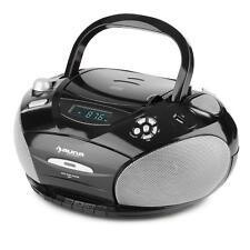 [OCCASION] Chaîne stéréo Boombox portable lecteur cassette CD K7 portable USB MP