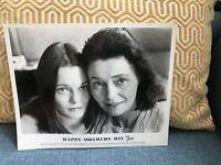 Rare! 🎬 Vintage Happy Mother's Day Cinema Film Still Original Photo 10x8