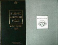 Italia Libro dei francobolli 1995 Buca delle lettere Completo DI francobolli