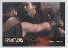 2013 Rittenhouse Spartacus: Vengeance Premium Packs #E3 Fugitivus Card 1d3