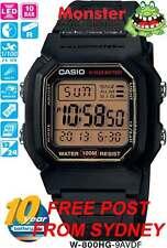 AUSTRALIAN SELLER CASIO WATCHES W-800HG-9A W800 W800HG 100M 12-MONTH WARRANTY