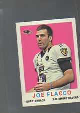 JOE FLACCO  2013 TOPPS 1959 MINI CARD #83