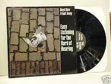 AUTOGRAPH Boyd Rice Tovey Easy Listening Mute LP NON