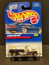 1997 Hot Wheels #852 Rigor Motor - 19515