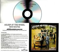 ASLEEP AT THE WHEEL New Routes 2018 UK 11-trk promo test CD