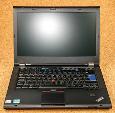 "Lenovo ThinkPad T420 ""Vollausbau"" Core i5 16GB RAM SSD 256GB HDD 320GB, 2x Dock"