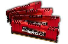 16GB G.Skill DDR3 PC3-12800 RipjawsX for Intel Z77/X79 CL9 Quad Channel kit
